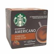 Café em Cápsulas Americano Starbucks - 102g -