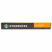 Café em Cápsulas Blonde Espresso Roast Starbucks by Nespresso - 53g -