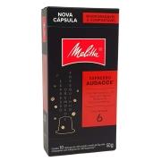 Café em Cápsulas Espresso Audacce 6 Melitta - 50g -