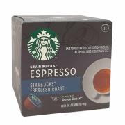 Café em Cápsulas Espresso Roast Starbucks - 66g -
