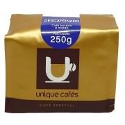 Café Especial Descafeinado Unique Cafés - 250g -