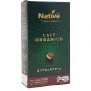 Café Orgânico Extraforte Native - 250g -