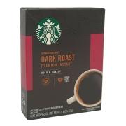 Café Solúvel Dark Roast Premium Instant Starbucks Sachê - 23g -