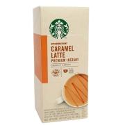 Caramel Latte Premium Instant Sachê - 86g -