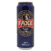 Cerveja Faxe Royal Export - 500ml -