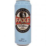 Cerveja Faxe Witbier - 500ml -
