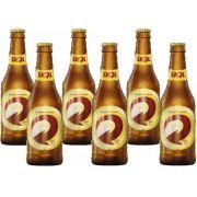 Pack Cerveja Skol Long Neck com 6 unidades - 275ml -