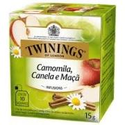 Chá Camomila, Canela e Maça Twinings - 15g -