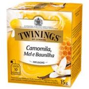 Chá Camomila, Mel e Baunilha Twinings - 15g -