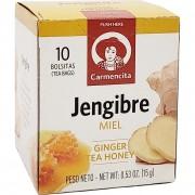 Chá Jengibre Miel Carmencita - 15g -