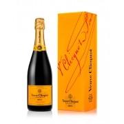 Champagne Veuve Clicquot Brut com caixa 750 ml