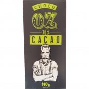 Chocolate 70% Cacau Choco OZ - 100g -