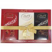 Chocolate Lindt Lindor Sortidos 3 unidades - 300g -