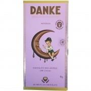 Chocolate Meio Amargo 63% Cacau Danke - 90g -