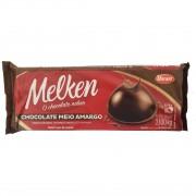 Chocolate Meio Amargo Melken Harald - 2,100kg -
