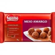 Chocolate Meio Amargo Nestlé - 1kg -