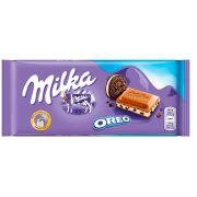 Chocolate Milka Oreo -Importado- 100g