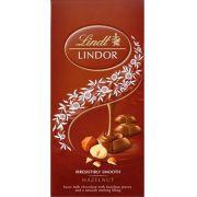 Chocolate Suíço Lindt Lindor Hazelnut Avelã Tablete - 100g -
