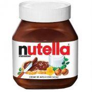 Creme de Avelã com Cacau Nutella Ferrero - 350g -