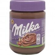Creme de Avelãs com Cobertura de Chocolate Milka - 350g -
