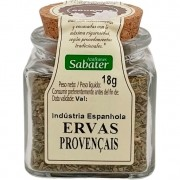 Ervas Provençais Azafranes Sabater - 18g -