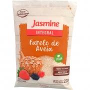 Farelo de Aveia Integral Jasmine - 200g -