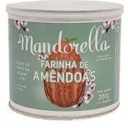 Farinha de Amêndoas Mandorella - 200g -