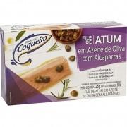 Filé de Atum em Azeite de Oliva Com Alcaparras Coqueiro - 125g -
