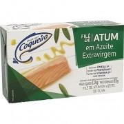 Filé de Atum em Azeite Extra Virgem Coqueiro - 125g -