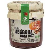 Geléia de Abóbora com Noz Quinta de Jugais Sem Adição de Açúcar - 280g -