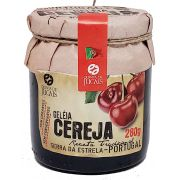 Geléia de Cereja Quinta de Jugais - 280g -