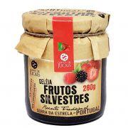 Geléia de Frutos Silvestres Quinta de Jugais - 280g -