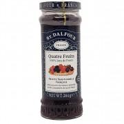 Geleia Quatre Fruits St. Dalfour France - 284g -
