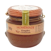 Gengibre Caramelizado Homemade - 180g -
