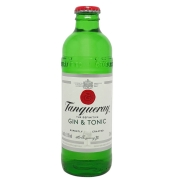 Gin Tanqueray London Dry & Tonic - 275ml -
