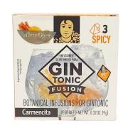 Gin Tonic Fusion Spicy Carmencita - 9g -