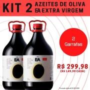Kit 2 Azeites Extra Virgem EA