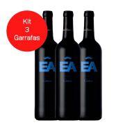 Kit 3 Vinhos EA Cartuxa Tinto - 750ml -