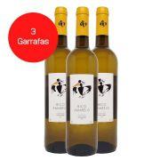 Kit 3 Vinhos Verdes Bico Amarelo