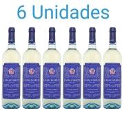 Kit 6 Vinhos Brancos Verdes Casal Garcia - 1L