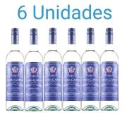 Kit 6 Vinhos Brancos Verdes Casal Garcia - 750ml