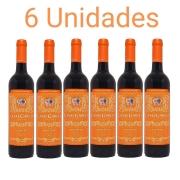 Kit 6 Vinhos Tintos Casal Garcia - 750ml