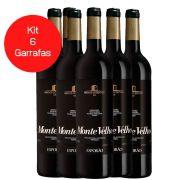 Kit 6 Vinhos Tintos Monte Velho Esporão