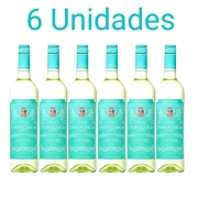 Kit 6 Vinhos Verdes SWEET Casal Garcia - 750ml