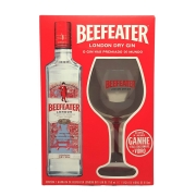 Kit Beeffeater London Dry Gin + Taça Colecionável