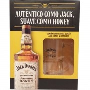 Kit Jack Daniel´s Honey 1L + Caneca Edição Jack Honey & Lemonade