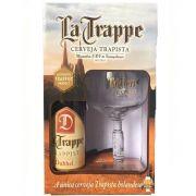 Kit La Trappe Dubbel 750ml + 1 copo