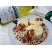 Kit Rondelli 4 queijos Nova Benta 600g +  Vinho Brancott Estate Sauvignon Blanc 750ml