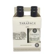 Kit Vinho Branco León De Tarapacá Sauvignon Blanc - 4x 187ml -