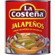 La Costena Chiles Jalapenos - 220g -